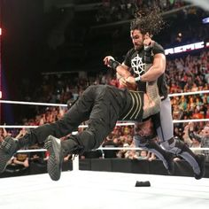 Rollins is sending Reigns a message!