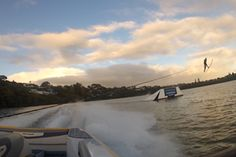 Waterski Nationals in Auckland. Filmed and wrote this piece for Stuff.co.nz
