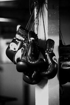 PABLO DELFOS PHOTOS - Boxing in Bangkok