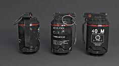 Картинки по запросу granate scifi