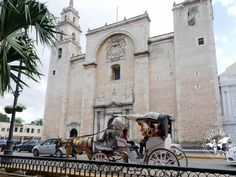 Mérida, cathédrale – ROULER SA VIE