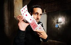 The 10 best magicians: Dynamo - Devoid of stage props, glamorous assistants and other kitsch, Bradford-born Steven Frayne is the antithesis of the slick illusionist. With his slight frame and low-key delivery, he breathed new life into the craft by delivering close-up magic to young people on the street. He has amazed his audience by swallowing jewellery, then pulling it out of his stomach, transforming snow into diamonds, walking on water across the Thames and bench-pressing 155kg in the…
