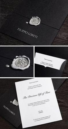 Redefining Italian Luxury Watches by Danielius & Matas — Kickstarter Corporate Invitation, Invitation Cards, Invitations, Invitation Design, Invite, Certificate Design, Certificate Templates, Gift Certificates, Corporate Gifts