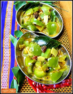 Green Pepper Panchamrut- an #heirloom #recipe This is one of our #favorite #meatless #Monday #recipe.  What is yours? Green Pepper Panchamrut