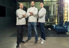 Il nuovo Chocolate Academy Center Barry Callebaut Milano   Davide Comaschi   Alberto Simonato   Paolo Cappellini