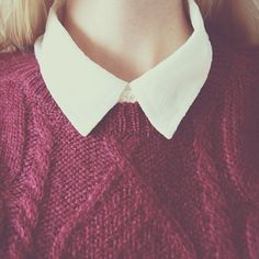 wear this with a simple or patterned skater skirt for fall (: I'm going to do this tomorrow! - Hannah xx