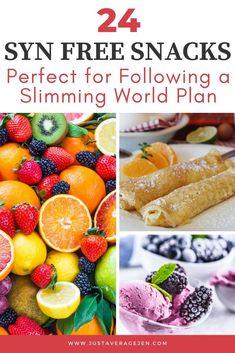 Syn Free Snacks, Syn Free Food, Healthy Snacks, Healthy Recipes, Syn Free Desserts, Fruit Recipes, Snack Recipes, Healthy Eating, Slimming World Diet Plan