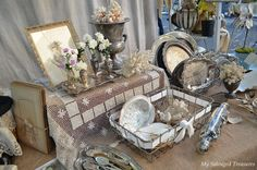 Mary's Meanderings: Setting Up A Booth for 1 day Shows- Guest Post!