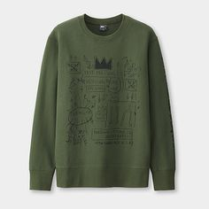UNIQLO Basquiat Sweatshirt | MoMA