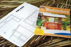 Free Plans To Build A Tiki Bar