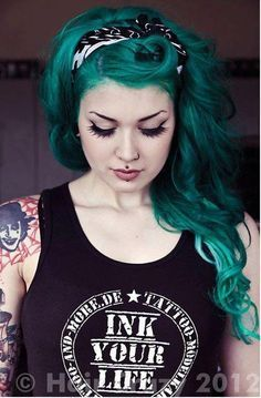 real people with purple hair pictures - Google Search