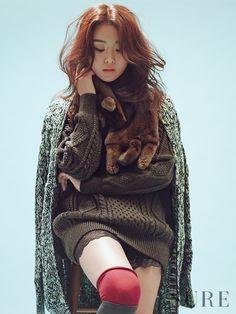 SURE, 2013.12, SECRET, Song Ji Eun
