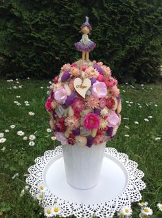 Mothersday gift, diy, flower