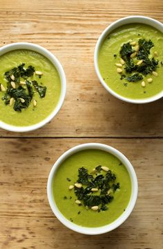 ... on, Fall!! Vegan Smoky Charred Cauliflower and Potato Soup with Kale