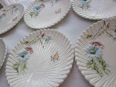 Villeroy & Boch V&B Schramberg Jugendstil 6 Majolika Teller Relief um 1900 RAR Villeroy, Decorative Plates, Ebay, Tableware, Amp, Home Decor, Art Nouveau, Mosaics, Dinnerware