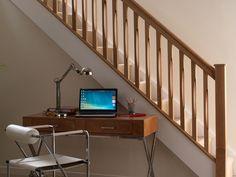 twisted oak stair newel - Google Search
