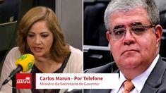 Marun diz que Governo não deve desistir de posse de Cristiane Brasil e q...