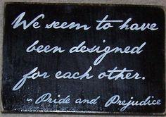 - Austen