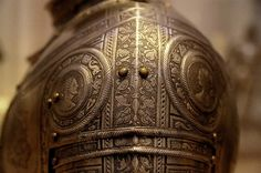 Infantry armour - detail of pauldron | Flickr - Photo Sharing!