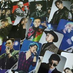 [BIGBANG] Bigbang Photo Message Card  30pcs KPOP Kpop