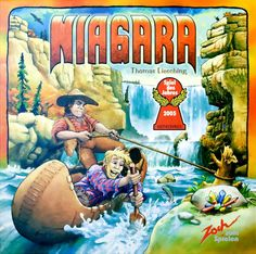 Niagara  Fun Game, fairly easy to learn.  Of course with the Spiel award you pretty much can't go wrong.