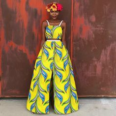 Lovely Ankara Styles for Curvy Women - Sisi Couture African Dresses For Women, African Attire, African Wear, African Women, African Outfits, African Beauty, African Fashion Ankara, African Print Fashion, Tribal Fashion