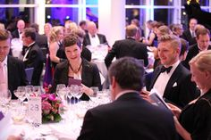 #EY Entrepreneur of the Year 2013 gala, Finland. #EOY