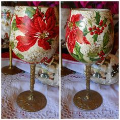 Glass Painting Designs, Paint Designs, Diy And Crafts, Arts And Crafts, Wine Bottle Covers, Painted Wine Glasses, Wonderful Things, Alcoholic Drinks, Baby Shower