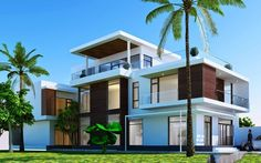 Tư vấn thiết kế nhà đẹp theo xu hướng hiện đại
