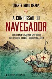 O tempo entre os meus livros: Passatempo Presença: A Confissão do Navegador