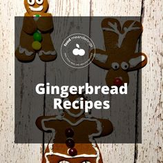 Gingerbread Recipes: Gingerbread houses and other things made of gingerbread, gingerbread cookies, gingerbread cakes, gingerbread pancakes, gingerbread cupcakes and more! Healthy Gingerbread Recipe, Gingerbread Recipes, Gingerbread Pancakes, Gingerbread Houses, Create A Recipe, Real Food Recipes, Cupcakes, Cupcake, Cup Cakes