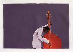 Inspired by Ron Carter by Sam Nhlengethwa Ron Carter, Letterpress Printing, Artist At Work, Africa, Photo And Video, Gallery, Prints, Moonlight, Jazz