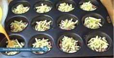 Foood Style: Oven Baked Mini Omelettes - RECIPE