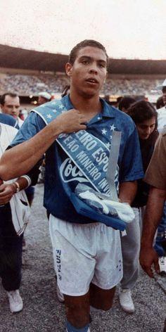 O Menino Ronaldo, Campeonato Mineiro 1994.