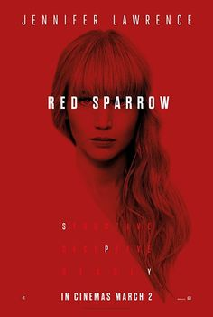 Red Sparrow 3.17.18 HV with MB and smiths. *** Unnecessary to be so long.