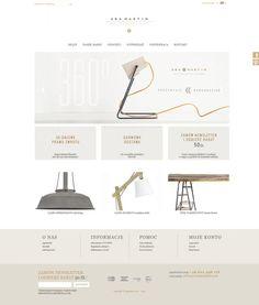 AgaMartin - Skandynawski Design Bloomingville - Webdesign inspiration www.niceoneilike.com
