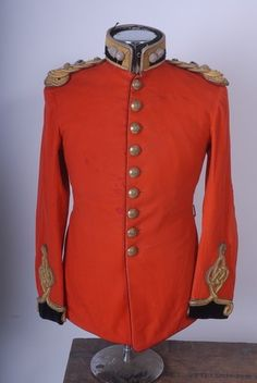 Sell one like this         Colonel Colclough-Watson VC Award Royal Engineers Offr's FD Tunic