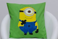 Decorative pillow case with Kevin from the by ThePillowWorld