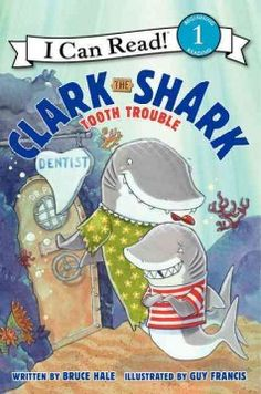 Clark the Shark has a loose tooth and needs to visit the dentist. But he's heard that the dentist is scarier than a box of blue whales! Uh-oh, and oh no! Can Clark find a way to stay cool when it comes to tooth trouble?