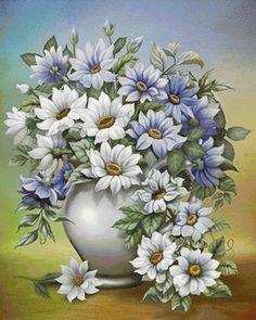букет цветов - Схемы вышивки - Светлана159 - Авторы - Портал «Вышивка крестом»