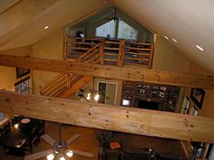 Rustic lofts