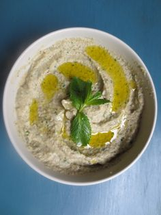 Moutabal (Caviar d'Aubergines Libanais)