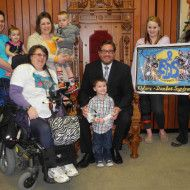 Ehlers-Danlos Syndrome Awareness Month Proclaimed by Mayor in Brantford, Ontario