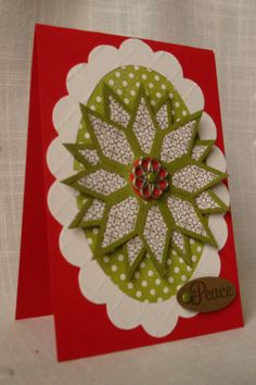 Stampin' Up!  Tag Punch  Sherahl Weadon  Star