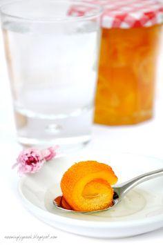 Orange Spoon Sweets Recipe: