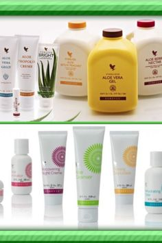 New Forever Living Products all made with pure Aloe Vera!! Find out more @  http://www.myaloevera.no/trade/nb/shop/category/ansikt_1/product/fleur_de_jouvence