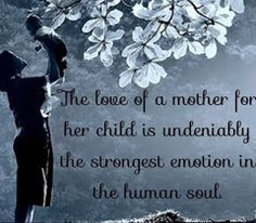 It is! True love is being a mother! No man will ever have your heart like your children do! I love my Haybaby & Saige!