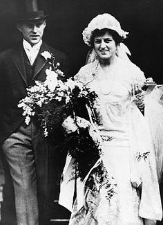 Joseph and Rose Kennedys wedding day October 7, 1914.