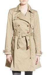 Coffee Shop Trench Coat