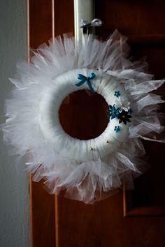 veniec na dvere (wreath on the door)